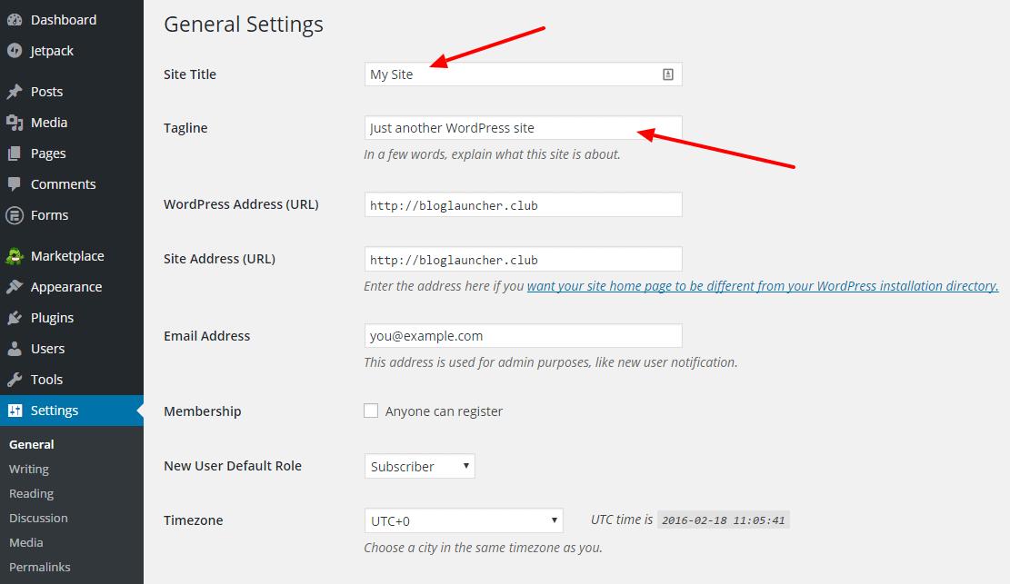 blog-general-settings