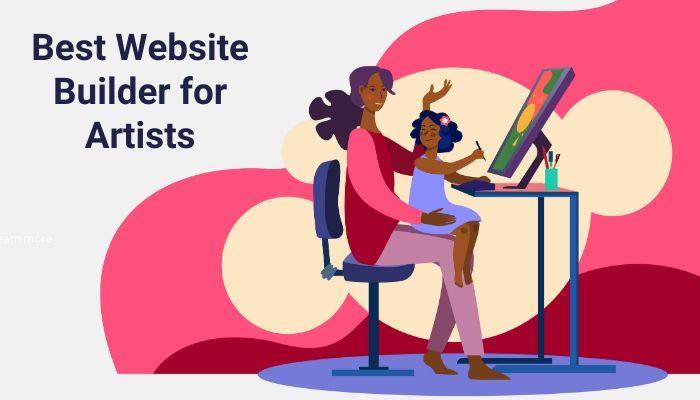 Best Website Builder for Artists 2021