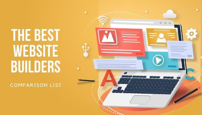 The Best Website Builder in 2021