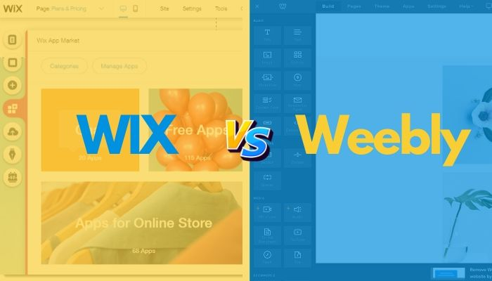 Weebly Vs Wix 2021 – What Should Be Your #1 Option?