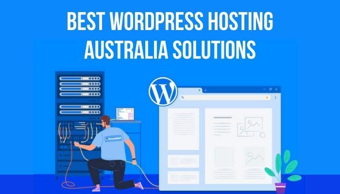 Top 12 Best WordPress Hosting Australia 2021