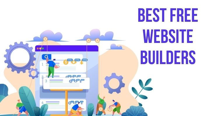 The 13 Best Free Website Builders of 2021: Their Pros & Cons