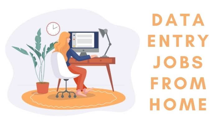 19 (Legit) Data Entry Jobs from Home in 2021