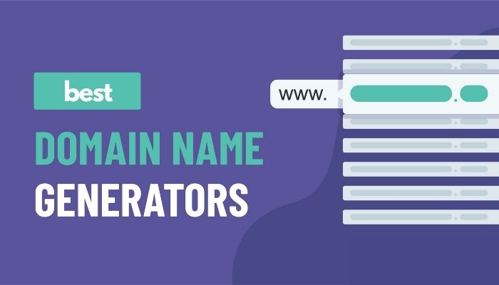 15 Best Domain Name Generators to Help You Pick a Domain