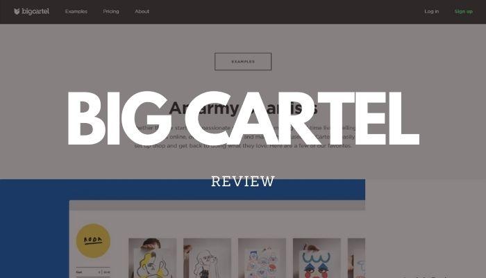 Big Cartel Review