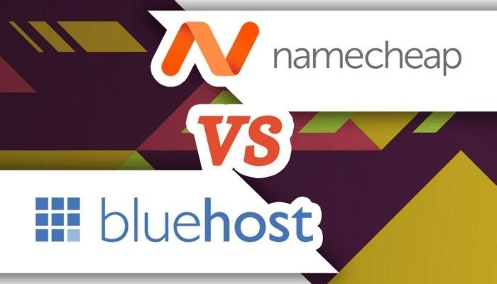 Namecheap vs Bluehost Web Hosting Comparison (2021)