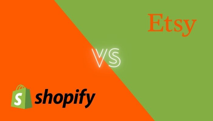 Shopify vs Etsy: Which Should You Use to Sell Online?