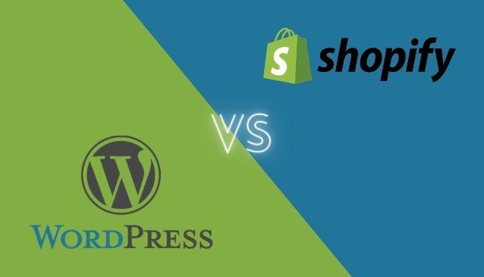 Shopify vs WordPress (2021) – Which is Best?