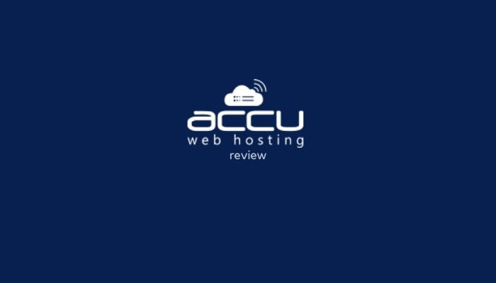 AccuWeb Hosting Reviews 2021: Details, Pricing, & Features
