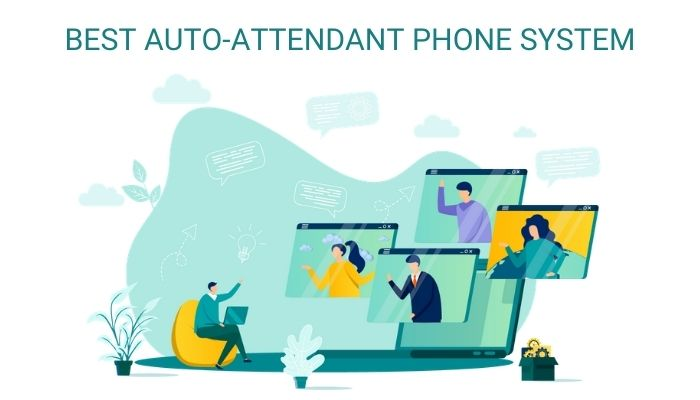 The 6 Best Auto-attendant Phone System in 2021