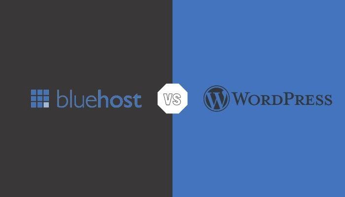 Bluehost vs WordPress: Which Is Better?
