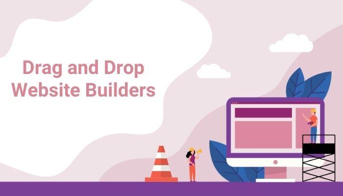 Best Drag and Drop Website Builders in 2021