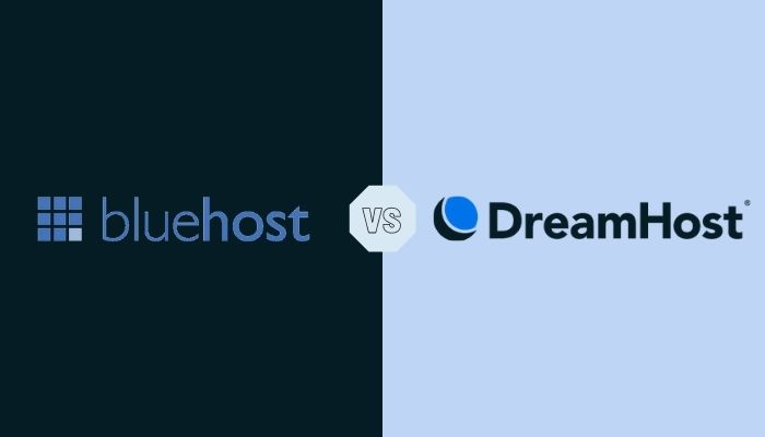 Bluehost vs DreamHost – Who Is the Best Shared Hosting?