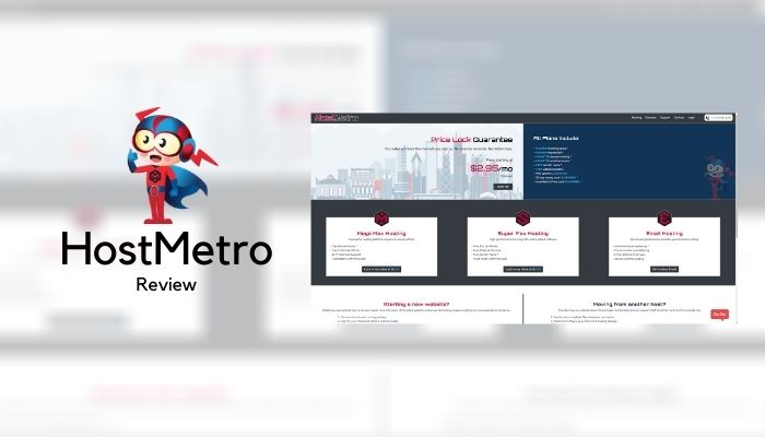 HostMetro Review: Serious Problems with Speed & Uptime!