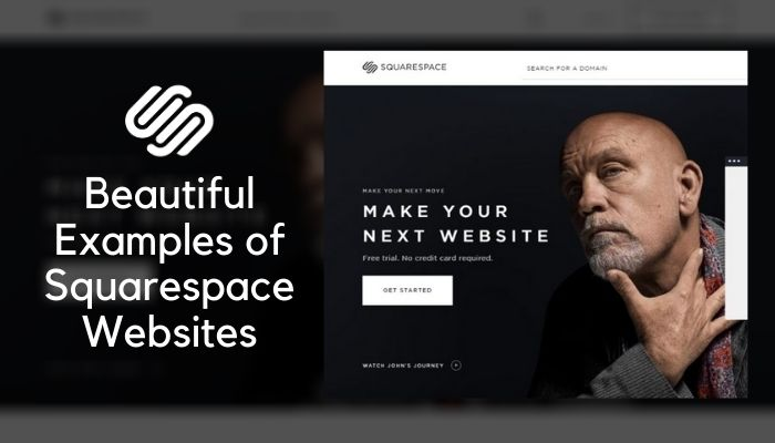 25 Beautiful Examples of Squarespace Websites [2021]