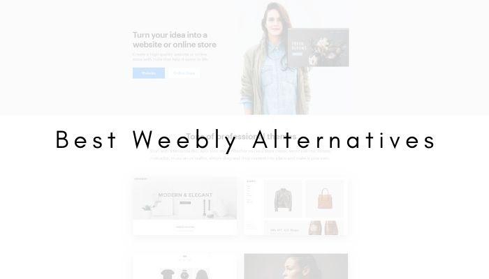 Best Weebly Alternatives: Other Wondrous Website Builders