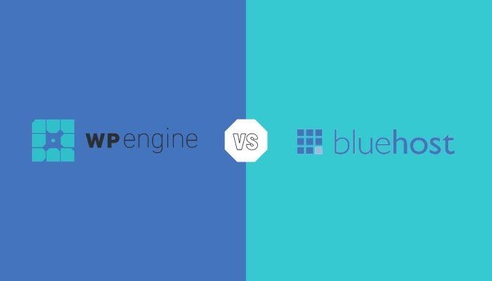 WPEngine Vs Bluehost – The Best Webhost Revealed