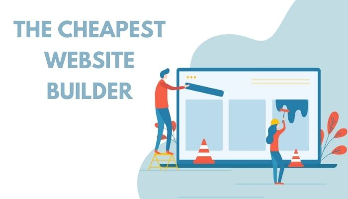 The Cheapest Website Builder in 2021