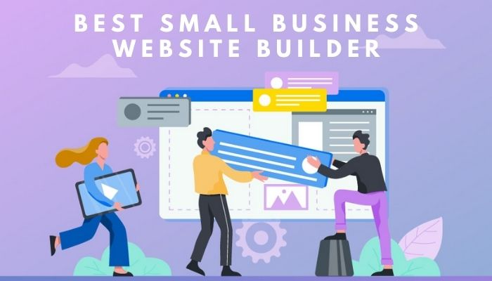 The Best Small Business Website Builder in 2021
