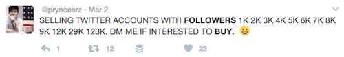 5k buy twitter followers