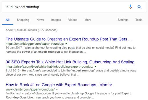 6g google inurl search