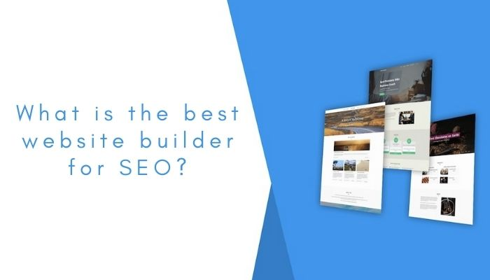 What is the best website builder for SEO?