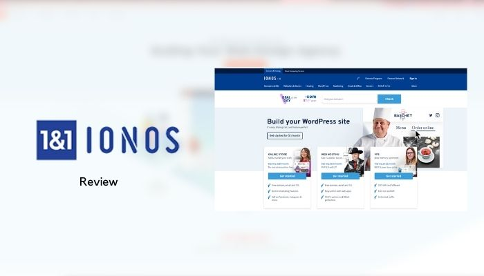 1&1 Ionos MyWebsite Review: Best Site Builder for Your Biz?