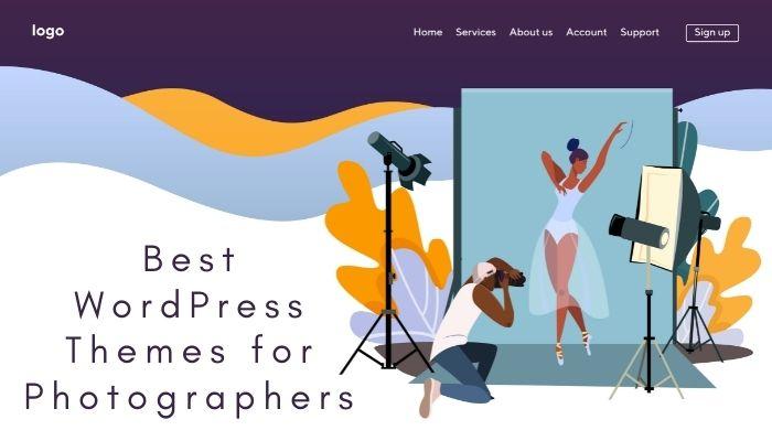 10 Best WordPress Themes for Photographers